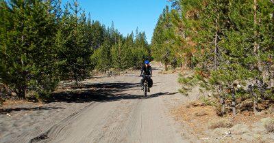 Dirt Road Bike Tours Doing Miles