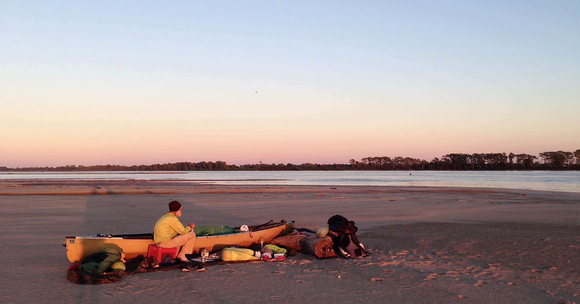 Mississippi River: Source to Sea by Canoe