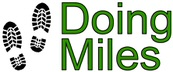 Doing Miles Logo